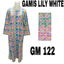 Gamis anneclaire GM 122