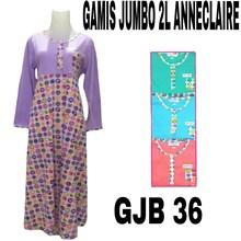 Gamis jumbo anneclaire GJB 36 (XXL)