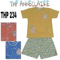 Baju Tidur Anneclaire pendek THP 234 1