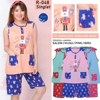 Sleeping clothes forever short kutung R 048