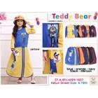 Setelan muslim anak teddy bear 4029-1207 (uk 4-6) 1