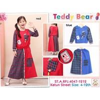 Muslim teddy bear children suit 4047-1212 (distributor)