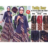 gamis teddy bear 3791-932 (distributor)