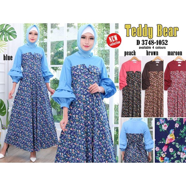 gamis teddy bear 3748-1052 (distributor)