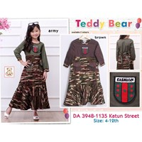 gamis teddy bear anak 3948-1135