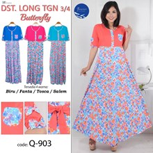 Gamis  Forever Q903 (Long Drees)