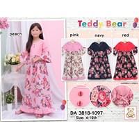 Gamis anak teddy bear 3818-1097