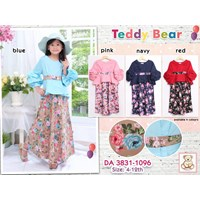 Jual Gamis anak teddy bear 3831-1096 (distributor)