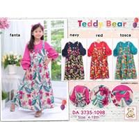 Jual gamis anak teddy bear 3735-1098