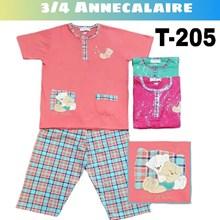 Baju Tidur Anneclaire 3/4 T 205