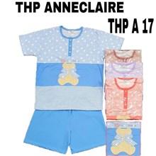 Baju Tidur Anneclaire THP A 17