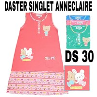 Nightgowns at the singlet dress Anneclaire DS 30