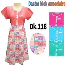 Baju Tidur Daster klok Anneclaire  DK 118