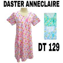 Baju Tidur daster tangan anneclaire DT 129