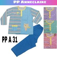 Baju Tidur lengan panjang celana panjang PP A 31