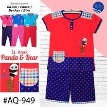 Baju Tidur babydoll anak AQ 949