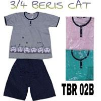 Baju Tidur 3/4 Beris TBR 02B
