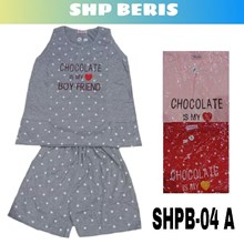 Baju Tidur Beris SHPB 04A