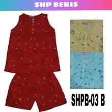 Baju Tidur Beris SHPB 03B