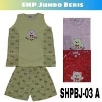 Baju Tidur Beris jumbo SHPBJ 03A 1