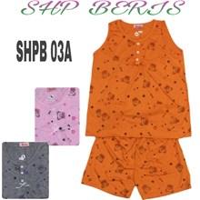 Baju Tidur Beris SHPB 03A