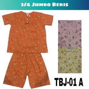 Baju Tidur 3/4 Jumbo Beris TBJ 01A