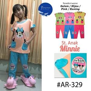 Baju Tidur Babydoll forever anak CP AR 329