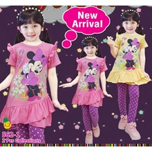 Setelan Little Pineapple non hijab 562-1 (uk 8-12)