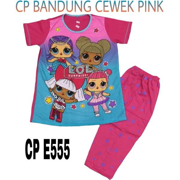 Baju Tidur Anak Bandung E 555 (uk 4-6)
