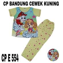 Baju anak Tidur Bandung CP E 554 (uk 4-6)