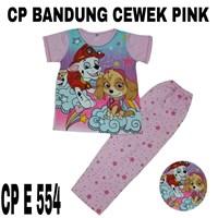 Baju anak Tidur Bandung CP E554 (uk 4-6)