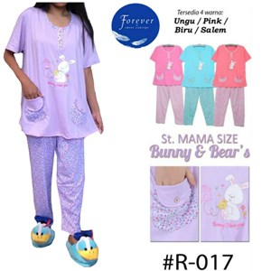 Baju Tidur Forever mama size CP R017