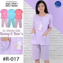 Baju Tidur Forever mamasize 3/4 R 017