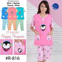 Nightgown Forever mamasize 3/4 Q 816