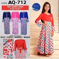 Baju Muslim Anak Forever AQ 712 1