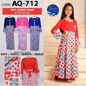 Forever AQ 712 Muslim Children's Clothing