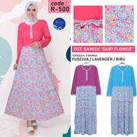 Gamis Forever R 500