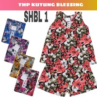Short Cotton Nightgown Blessing SHBL1