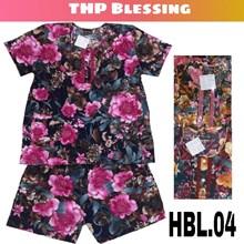 Baju Tidur Katun THP Blessing HBL04
