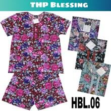Baju Tidur Katun THP Blessing HBL6