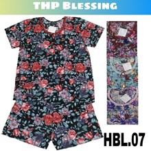 Baju Tidur Katun THP Blessing HBL7