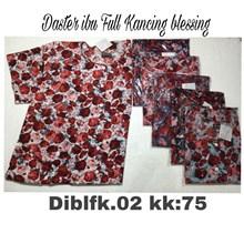 Baju Tidur Daster Katun Blessing DIBLFK 02