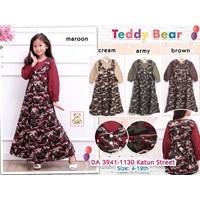 Gamis Anak Teddybear 3941-1130