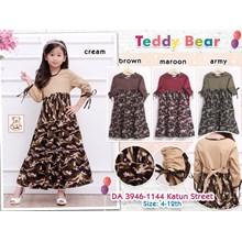 Gamis Anak Teddy Bear 3946-1144