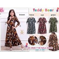 Gamis Anak Teddy Bear 3942-1146
