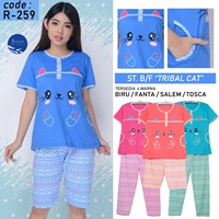 Sleeping clothes forever 3/4 bf R 259