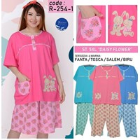 3/4 jumbo nightgown Forever R 254-1 (5xl)