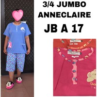 Nightgown Anneclaire jumbo JB A17
