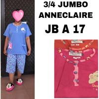 Baju Tidur Anneclaire jumbo JB A 17