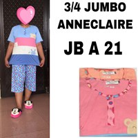 Nightgown Anneclaire jumbo JB A 21